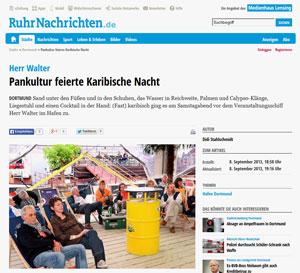 Ruhrnachrichten 08.09.2013