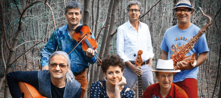 Salon 4b - Weltmusik aus dem Ruhrpott